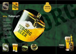 Tuborg profile brochure